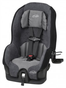 Evenflo Tribute LX Convertible Car Seat Reviews