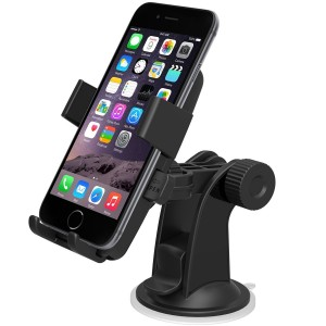iOttie smartphone holder for car