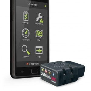 OBDLink MX Bluetooth Scan Tool