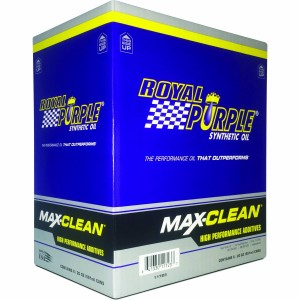 Royal Purple 11723-6PK Max-Clean Fuel System Cleaner and Stabilizer